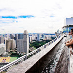 Du lịch Singapore, trải nghiệm bể bơi cao nhất thế giới