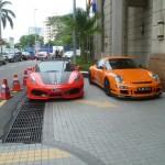 Thuế cao, nhà giàu Singapore cũng khó mua ô tô