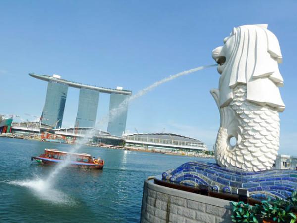 du lịch hè Singapore