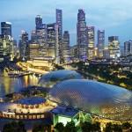 Nhà hát sầu riêng ở Singapore