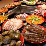 Suýt soa hương vị hải sản đích thực