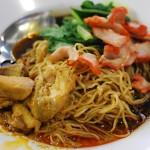 Dai ngon với Mì gia đệ nhất Singapore