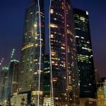Kỳ vỹ Công trình Sail @ Marina Bay – Singapore