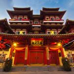 Các ngôi chùa của người Hoa ở Signapore