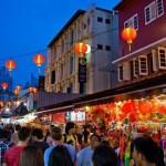 Thú vị Chinatown ở Singapore