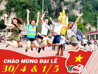 Tour du lịch lễ 30/4 Singapore – Malaysia 6 ngày 5 đêm