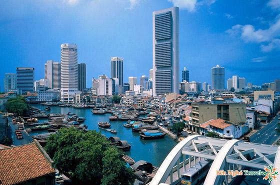 Khám phá vẻ đẹp khó cưỡng lại của Singapore
