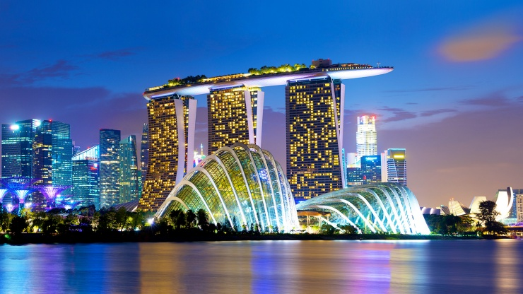 xem Marina Bay Sands Singapore