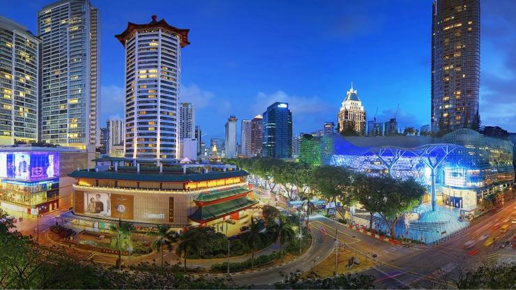 Tour du lịch Singapore với những điểm đến siêu nổi tiếng