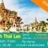 Giảm giá 300.000 cho tour du lịch Thái Lan 5 ngày 4 đêm cực hot