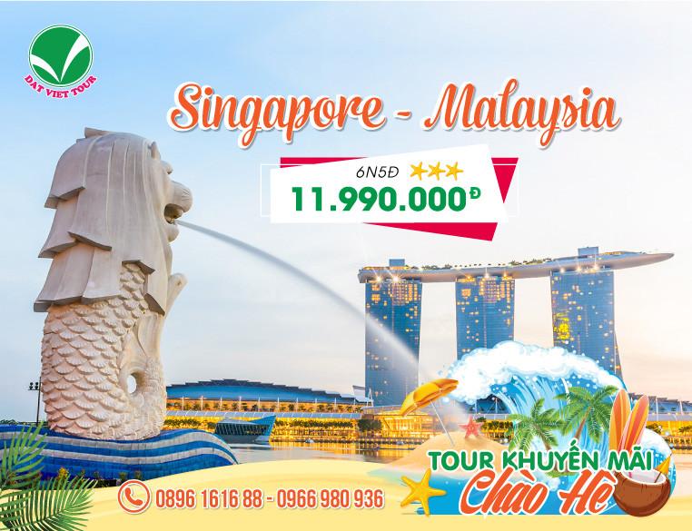 Tour Malaysia – Singapore