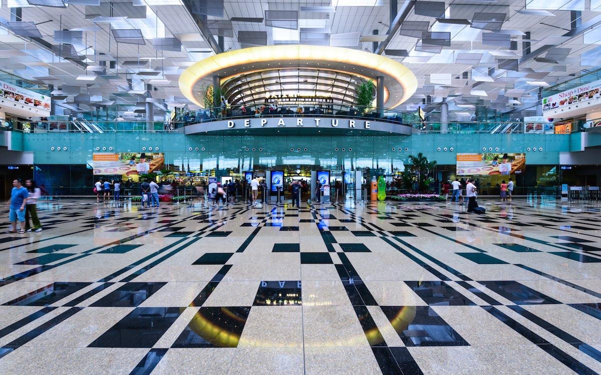 Khám phá sân bay tuyệt vời nhất thế giới - Sân bay Changi - ảnh 2