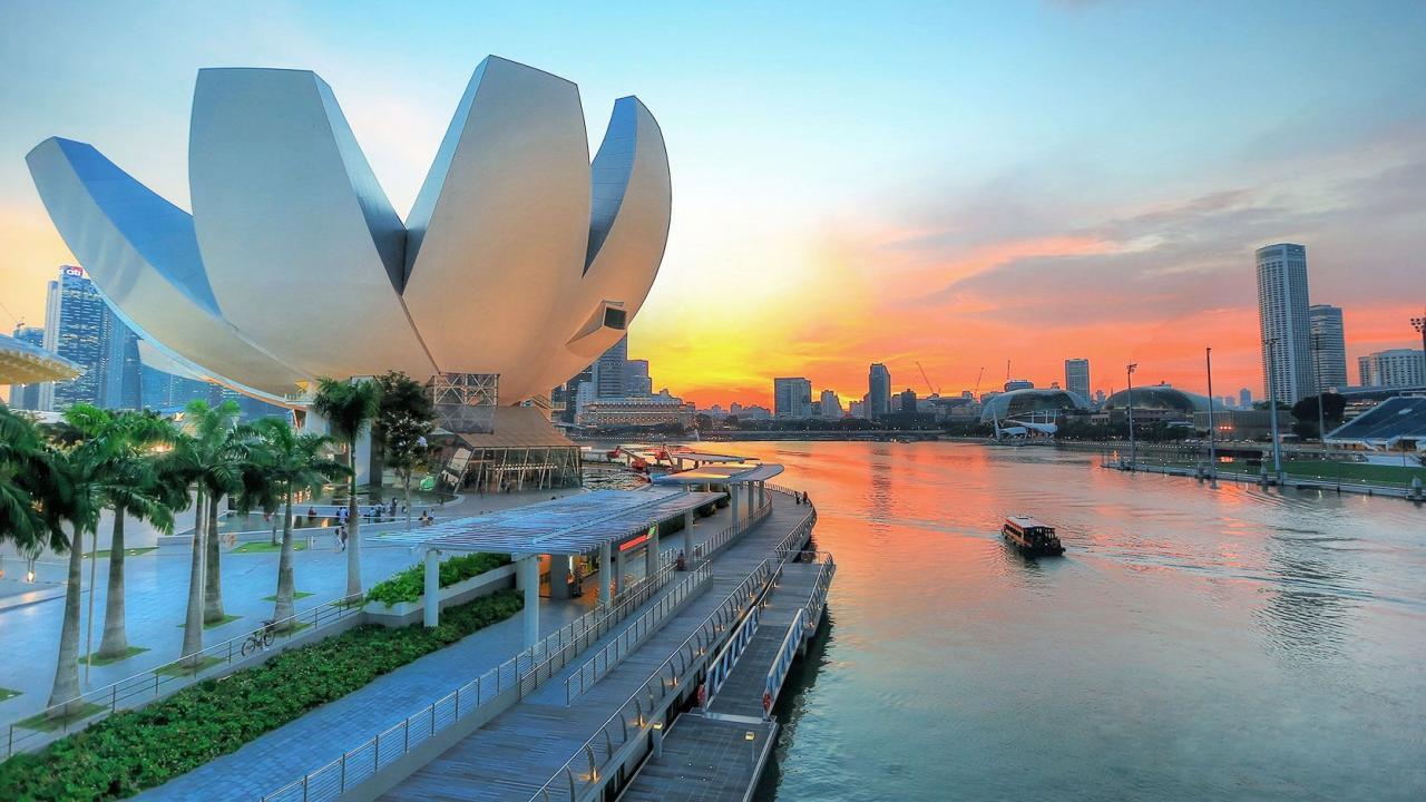 Danh sách các địa danh check in không nên bỏ qua khi du lịch Singapore Malaysia - ảnh 1